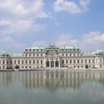 Belvedere in Wenen