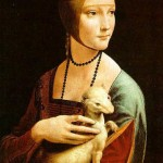 Woman with the ermine Cracow